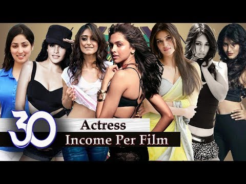 Xxx Mp4 Bollywood Actress Salary 30 Bollywood Actress Income Per Film Highest Paid Bollywood Actresses 3gp Sex