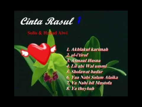 Download Cinta Rasul 1 full album Sulis & Hadad alwi free