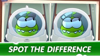 Spot The Difference Ep 40 - Om Nom Stories: Astronaut