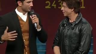 Shah Rukh Khan teaches Sushant Singh Rajput how to romance girlfriend | Chal Chaiya Chaiya