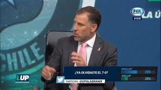 """""""México se encontrará con una Selección Chilena que contra Perú fue una vergüenza"""""""