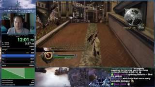 Lightning Returns: Final Fantasy XIII - Any% RTA Speedrun [PC] - 2:11:42 [PB as of 2016-07-04]