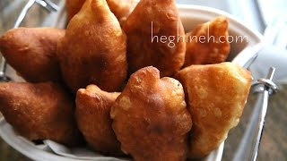 Կարտոֆիլով Կարկանդակ - Potato Patties Recipe - Heghineh Cooking Show in Armenian