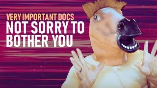 White Voice, Framework, and Sorry To Bother You (IMPORTANT DOCS №¹⁴)