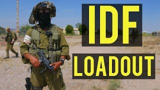 IDF Loadout   American Milsim Operation Copperhead 3 (KWC Uzi Review)