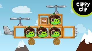 Custom Angry Birds and Bad Piggies Animation: The Big Eggs