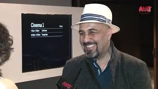 Reza attaran in Cineiran - Tiff bell lightbox 2018 Toronto مصاحبه رضا عطاران