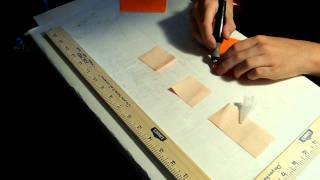 How to make a duct tape business card holder-Notwithoutducktape