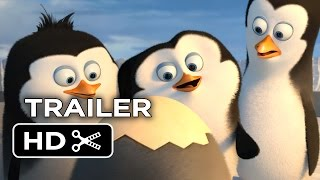 Penguins of Madagascar TRAILER 2 (2014) Benedict Cumberbatch Animated Movie HD