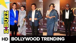 B-Town Celebs At An Award Function   Bollywood News   ErosNow eBuzz