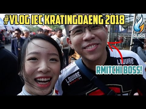 Xxx Mp4 VLOG 1 TOURNAMENT KRATINGDAENG IEC 2018 KETEMU RMITCHI RUSUH ABIS 3gp Sex