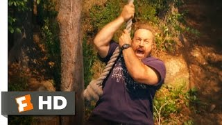 Grown Ups - Rope Fail Scene (3/10) | Movieclips