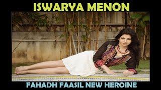 Fahadh Faasil New Heroine Iswarya Menon in Monsoon Mangoes