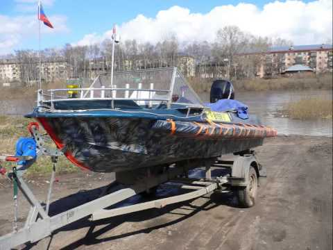 модернизация лодок крым