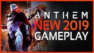 ANTHEM: New 15 Minute GAMEPLAY BREAKDOWN: Interceptor, Storm, Colossus Analysis!