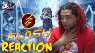 The Flash Season 2 Episode 20 REACTION (HOLY SHIT!!!)