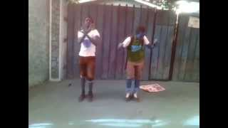 KINGKISH & MAHAD DANCE VIDEO (BREAKDANCE+DOUGIE)