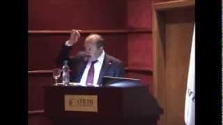 Prof. Dr. Mehmet ÇELİK - Büyük Deha Atatürk pis araplar :)