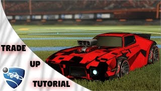 HOW TO GET BLACK MARKET DECAL IN ROCKET LEAGUE FOR FREE!!!!!!!