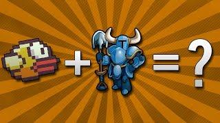 Knight Terrors - Flappy Bird & Shovel Knight Had a Baby