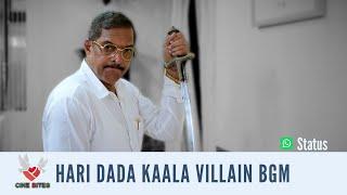 Kaala villain Bgm Music | Whatsapp Status | Original Background Score