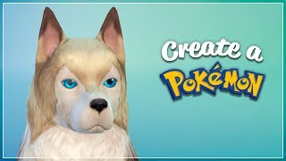 Lycanroc #745 | The Sims 4 Create a Pokémon (CAP) Ep18