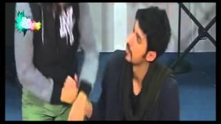توديع عبد السلام الزايد وبكاء ابتسام تسكت 20/11/2014 الجزء الثاني [hd]