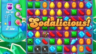 Candy Crush Soda Saga Level 998 - NO BOOSTERS