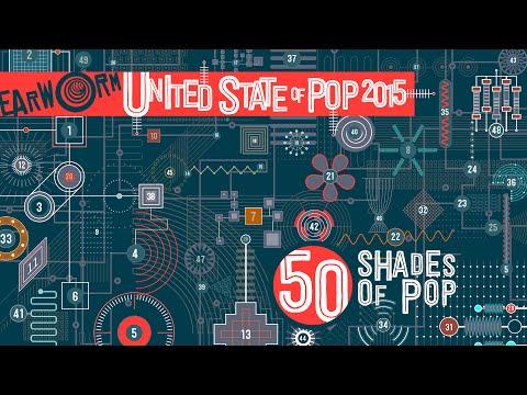 DJ Earworm Mashup - United State of Pop 2015 (50 Shades of Pop)