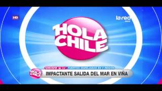 Hola Chile Programa Completo Lunes 26 de Junio 2017