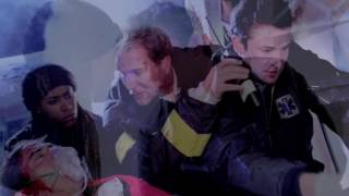 ER -  John Carter & Luka Kovac II  The Crossing