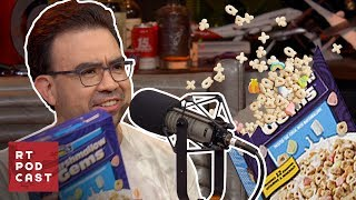 The Wrong Way to Open a Cereal Box? - RT Podcast