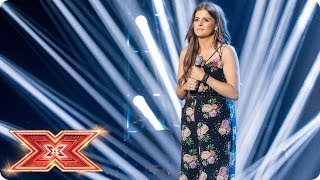 Nicole Caldwell sings Praise You for Sharon | Six Chair Challenge | The X Factor 2017