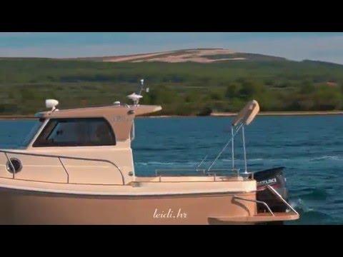 Leidi 660 Brodica Obiteljski Krstaš Leidi Plovila