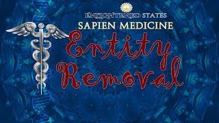 Negative Entity/Bad Spirit/Demonic Removal (Banishing Frequency)