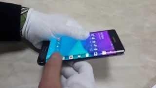 Смартфон Samsung Galaxy Note Edge N915F обзор