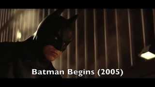 Batman Voice Comparison
