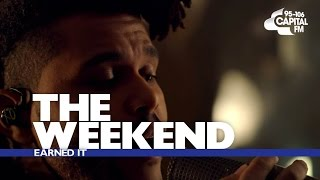 The Weeknd  Earned It Capital Session