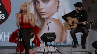 Bebe Rexha - Monster Under My Bed (iHeartRadio Live Sessions on the Honda Stage)