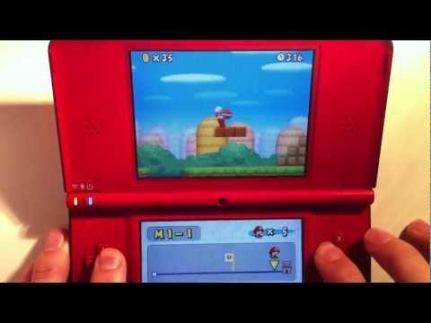 Xxx Mp4 Jeux Vidéo Astuce Pour Super Mario Bross Sur Nintendo DS Astuce Nintendo DS 3gp Sex