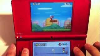 Jeux vidéo: Astuce pour Super Mario Bross sur Nintendo DS - Astuce Nintendo DS