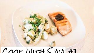 Cook with Savi #01丨Savi厨房第一集