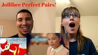 MOM & SON REACTION! Jollibee Perfect Pairs