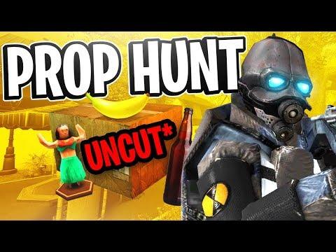 Garry's Mod Prop Hunt w/ Friendos #10 - Great Success