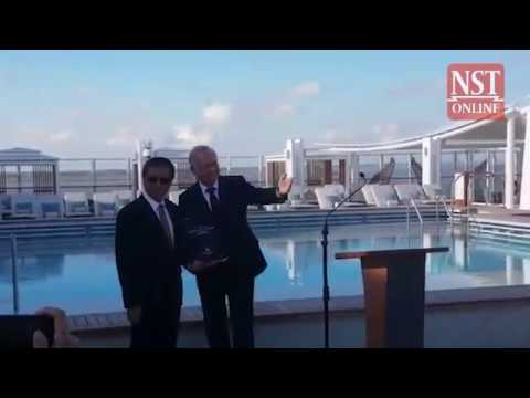 Genting Hong Kong takes delivery of its largest cruise ship, Genting Dream