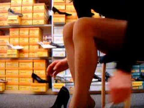 high heels shopping2