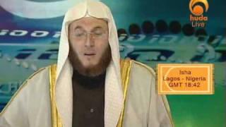 Giving da'wah' with jama'at at-tableegh