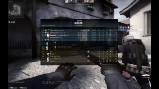 CS:GO - Matchmaking Highlights #4