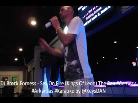 Xxx Mp4 DJ Brock Forness Sex On Fire Kings Of Leon The Rab Conway Arkansas Karaoke By KeysDAN 3gp Sex