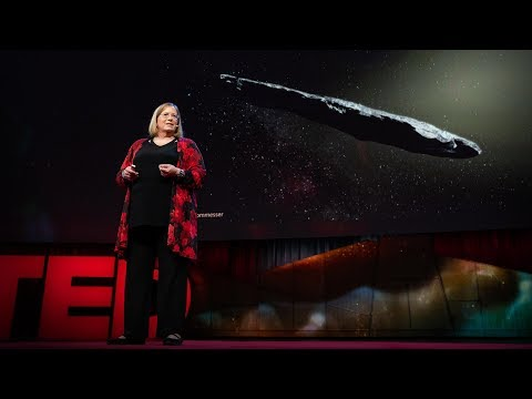 The story of Oumuamua the first visitor from another star system Karen J. Meech